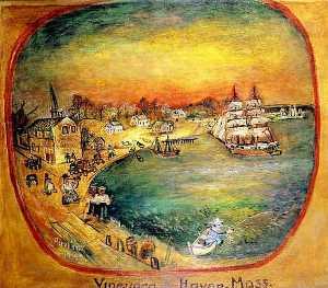 Vineyard Haven. Massachusetts.