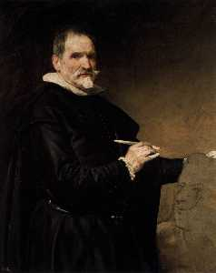 Portrait of the Sculptor, Juan Martinez Montanes