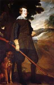 Philip IV King of Spain