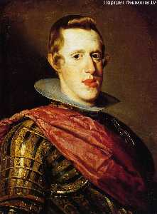Philip IV in Armor