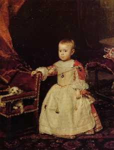Prince Philip Prosper, Son of Philip IV