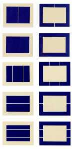 Untitled (S.# 167-176)