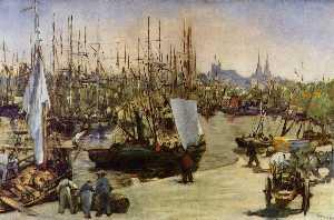 The Port of Bordeaux
