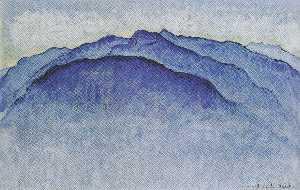 Peaks in the morning