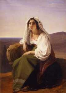 Woman from Ciociaria
