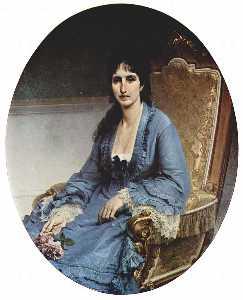 Portrait of Antoniet Negroni Prati Morosini