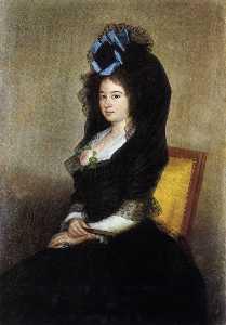 Dona Narcisa Baranana de Goicoechea