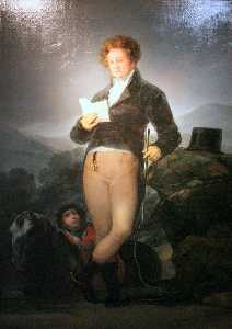 Portrait of Don Francisco de Borja Tellez Giron
