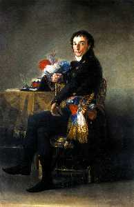 Portrait of Ferdinand Guillemardet