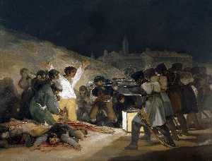 The Third of May 1808 (Execution of the Defenders of Madrid)