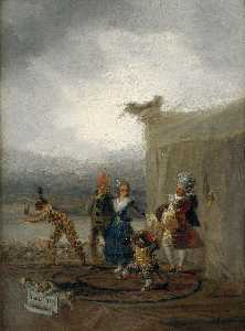 The Strolling Players