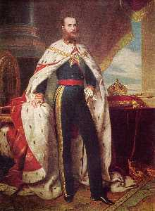 Portrait of Maximilian I of Mexico