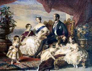 el real familia in 1846