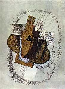 Still life with Bottle of Bass