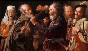 The Beggars' Brawl