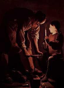 St. Joseph, the Carpenter