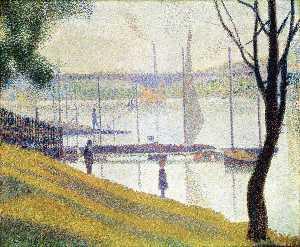 The Pont de Courbevoie