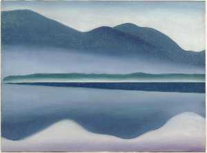 Lake George (formerly Reflection Seascape)