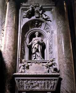 Sepulchre of Matilda the Great Countess