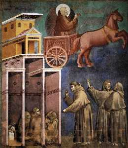 Vision of the Flaming Chariot