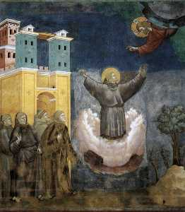 Ecstasy of St. Francis