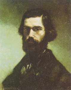 Portrait of Jules Valles