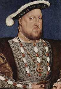 Portrait of Henry VIII, King of England