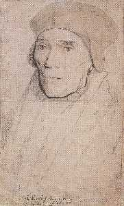 Portrait of Bishop John Fisher
