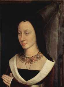 Porträt von Maria Maddalena Portinari