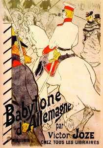 Babylon German by Victor Joze