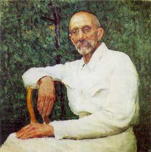 Portrait of V.Grabar