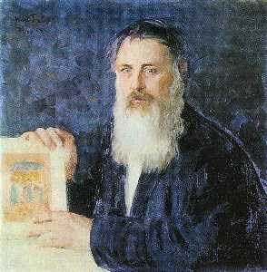 Portrait of S.Churakov