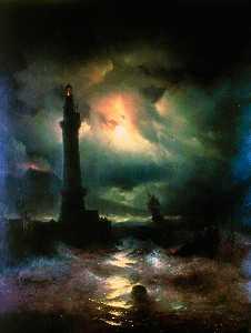 Neapolitan Lighthouse