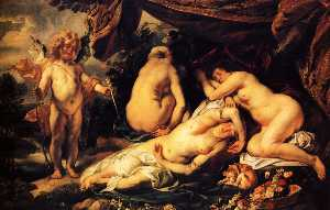 Love of Cupid and Psyche