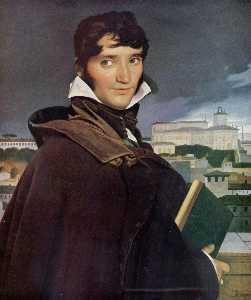 Portrait of Francois-Marius Granet