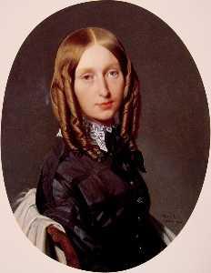 Portrait of Madame Frederic Reiset