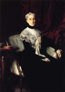 Mrs. William Crowninshield Endicott