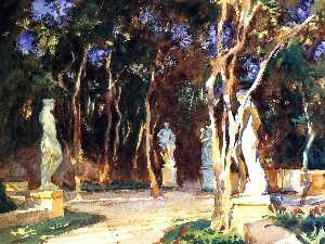 Shady Paths, Vizcaya