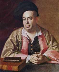 Portrait of Nathaniel Hurd