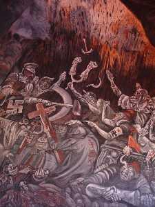 I Clowns of War Litigare in Hell