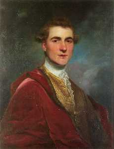 Portrait of Charles Hamilton, 8th Early of Haddington
