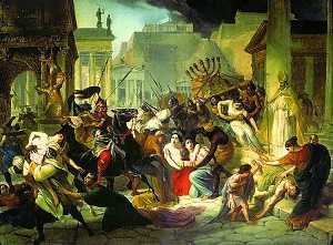 Genserich's Invasion of Rome