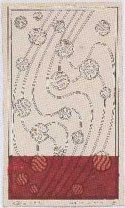 Daghestan rug design bubbles for Backhausen