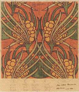 Fabric design for Backhausen