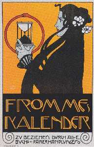 Poster for Fromme's Calendar