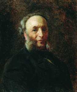 Portrait of the Artist Ivan Aivazovsky