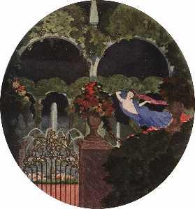 Magic Garden (Night Vision)