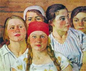 Podmoskovnaya youth. Ligachevo