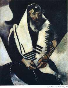 The Praying Jew (Rabbi of Vitebsk)