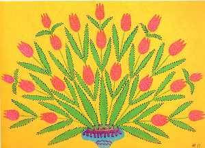io do questi fiori Dove Ivans Vivere